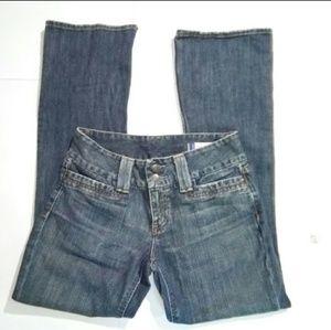 Gap Curvy 4 Ankle (28x33) boot Cut Vtg Womens Jean